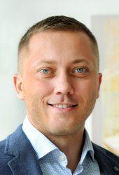 Alexander Levchenko, Principal Banker I.D. inspiring development