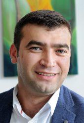 Andrei Zainulin, Senior Banker I.D. inspiring development