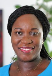Barbara Asumadu, Principal Banker I.D. inspiring development