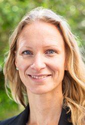 Beatrice Langefors, Principal Banker I.D. inspiring development