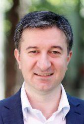David Gabelashvili, Senior Banker I.D. inspiring development