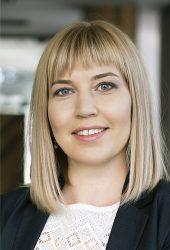 Evgenia Gashikulina, Senior Banker I.D. inspiring development