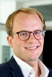 Florian von Schoenberg, Principal Banker I.D. inspiring development