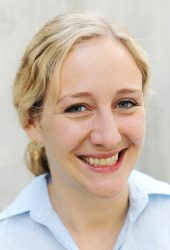Laura Lightbody, Principal Banker I.D. inspiring development