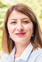 Tamar Tkhelidze, Senior Banker I.D. inspiring development