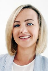 Yulia Vasileva, Training Coordinator I.D. inspiring development