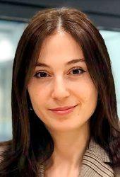 Ana Khvtisiashvili, Associate Banker I.D. inspiring development