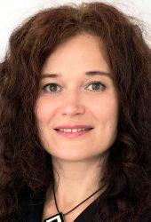 Viktoriya Zharkova, Principal Banker I.D. inspiring development